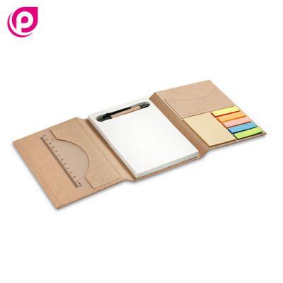 Blocchetto notebook con elastico A6 da 96 fogli ELIC